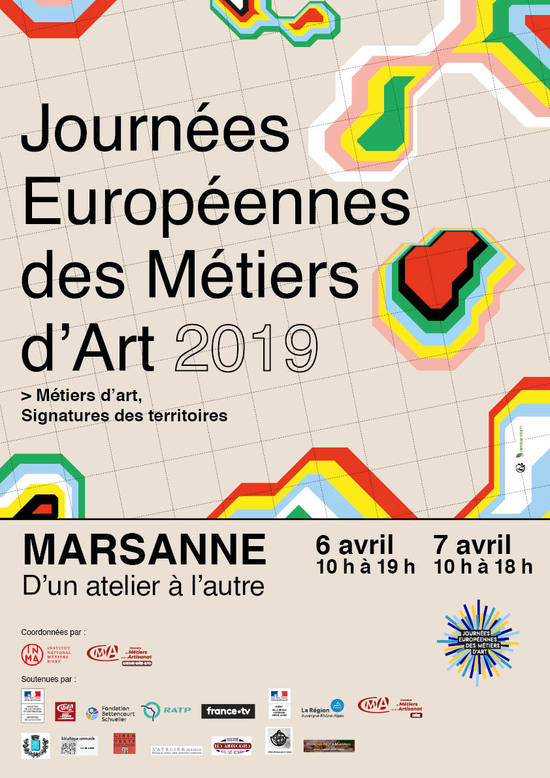 Journées Européennes des Metiers d'Arts